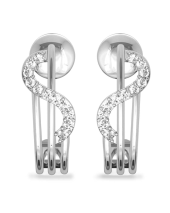 Rhythmic twirl Earrings