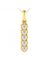 Heart Chain Pendant