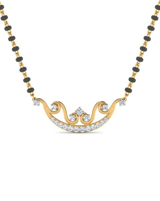 Thistly Mangalsutra