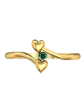 Love Leaf Ring