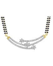 Past Present Future Mangalsutra