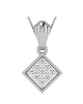 Quadrilateral Pendant
