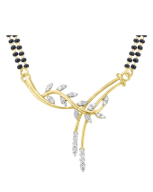 Tropical Flower Mangalsutra